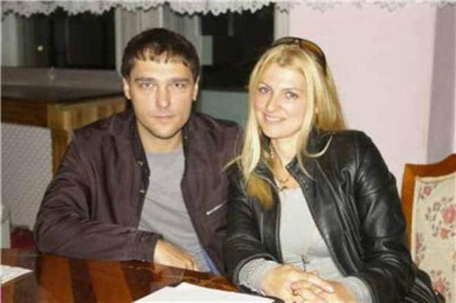 Юрий Шатунов с женой Светланой