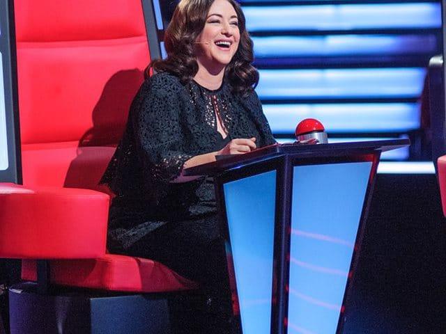Тамара Гвердцители в шоу «Голос»