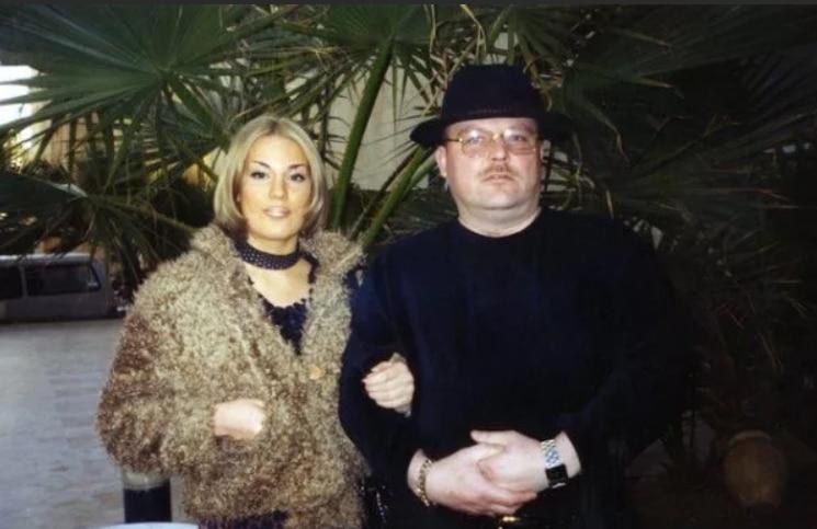 Михаил Круг и СветланаТернова
