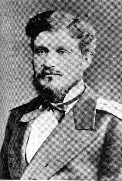 Отец Анны Ахматовой Андрей Горенко