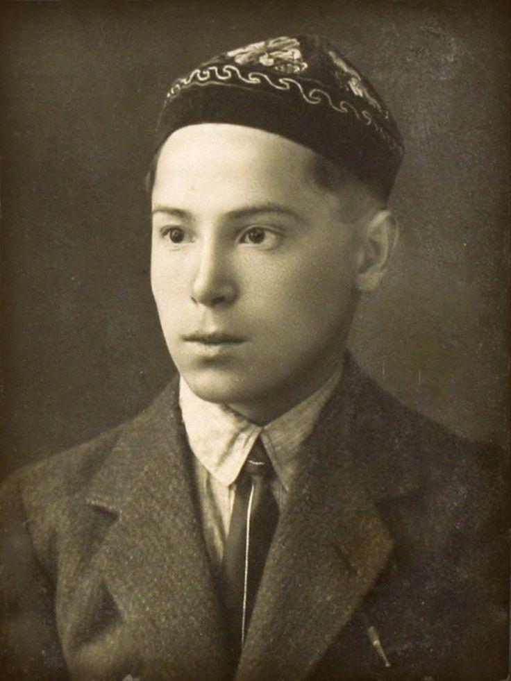 Татарский поэт Муса Джалиль