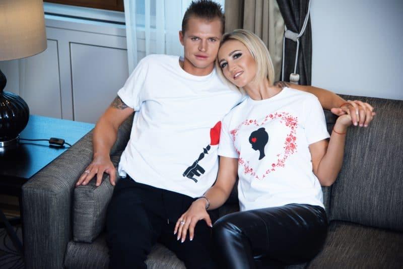 Ольга Бузова с Дмитрием Тарасовым
