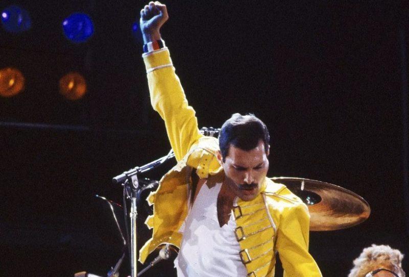 Фредди Меркури в группе Queen
