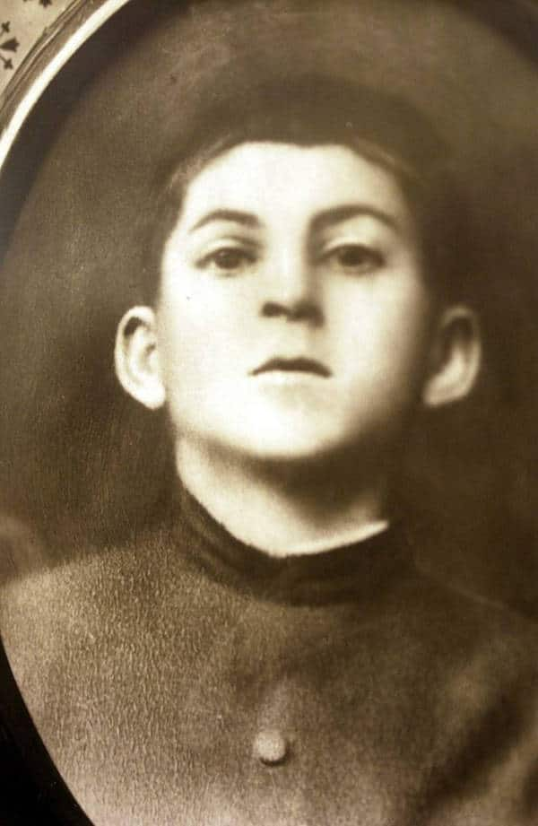 Иосиф Сталин в юности
