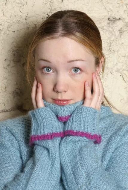 Дарья Мороз в юности