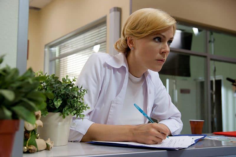 Мария Куликова в сериале «Склифосовский»