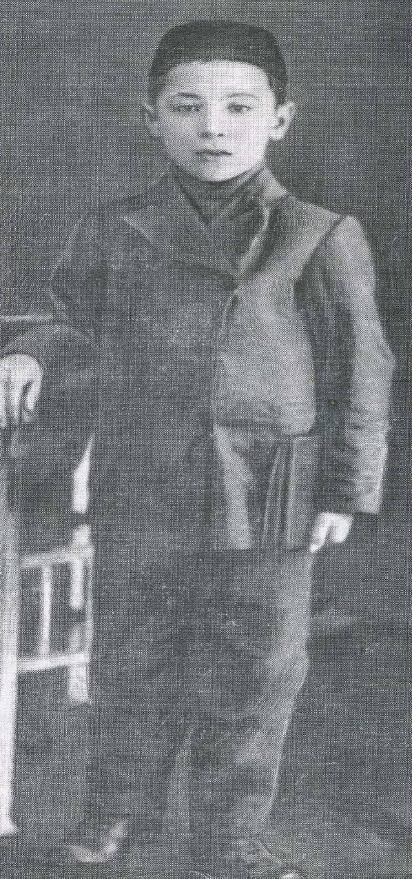 Муса Джалиль в детстве