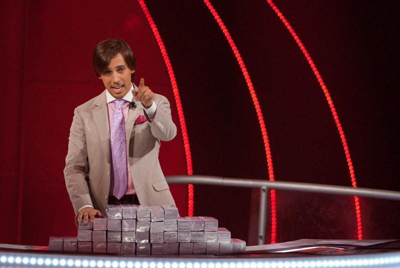 Максим Галкин в шоу «Десять миллионов»