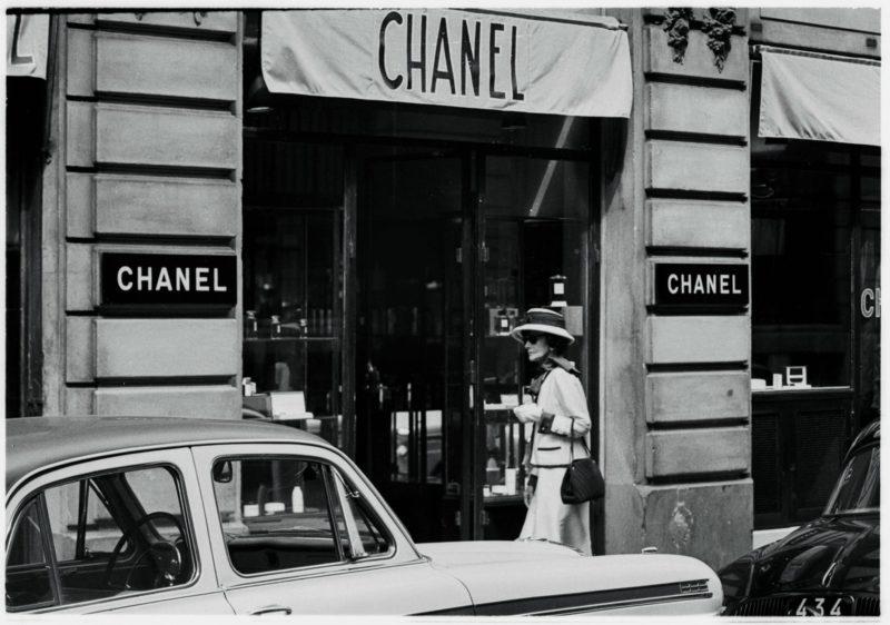 Первый шляпный магазин Коко Шанель