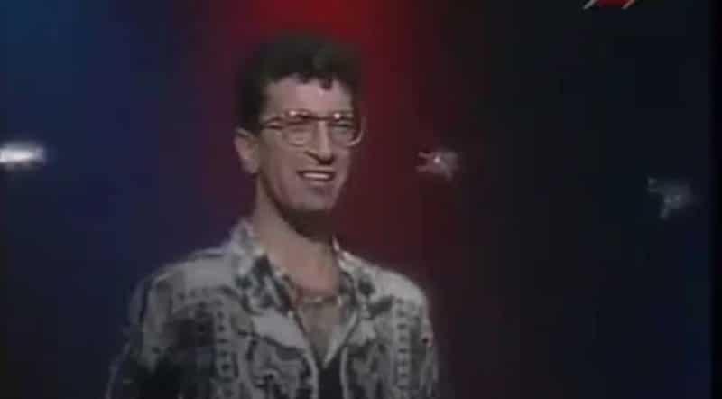 Александр Буйнов в группе «Веселые ребята»