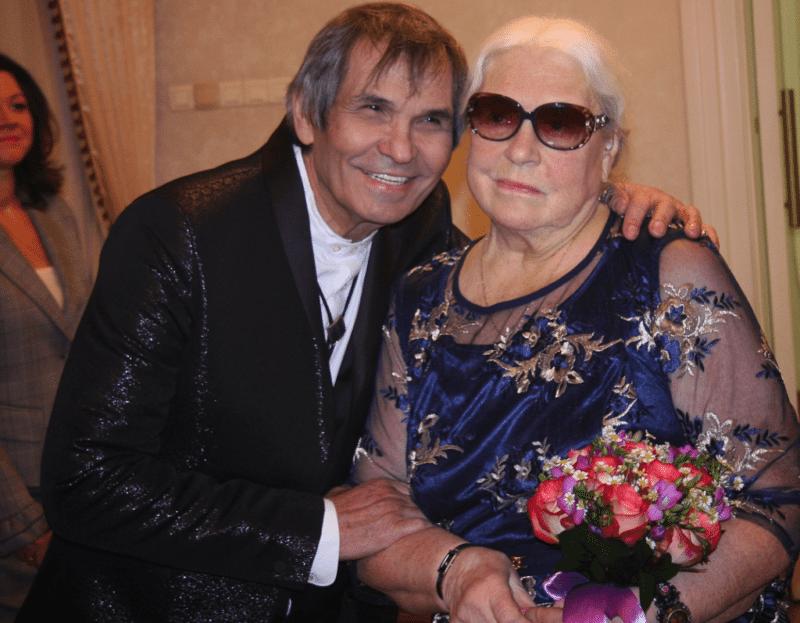 Бари Алибасов с Лидией Федосеевой-Шукшиной
