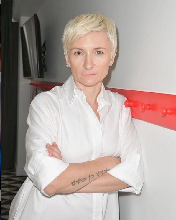 Диана Арбенина в 2019 году