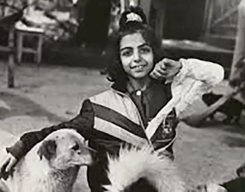 Симоньян Маргарита в детстве