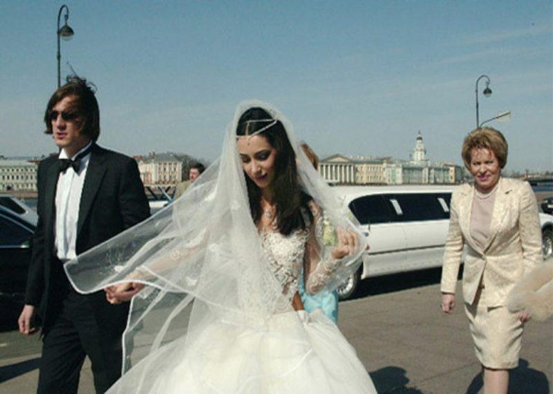 Свадьба сына Валентины Матвиенко