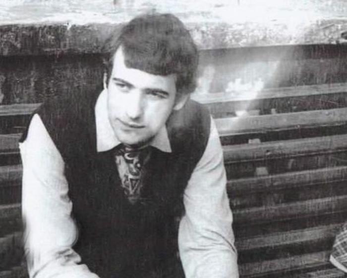 Игорь Крутой в юности