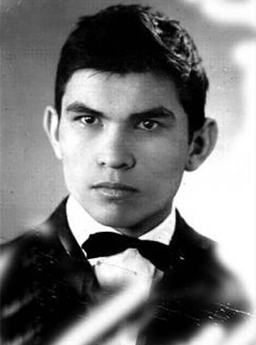 Бари Алибасов в детстве