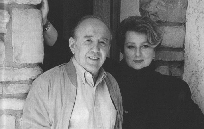 Татьяна Тарасова с Владимиром Крайневым
