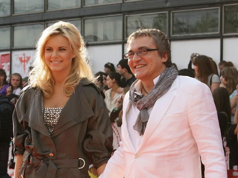 Дмитрий Дибров и Саша Шевченко