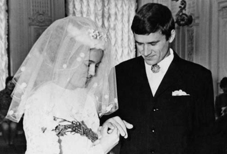 Свадьба Валентины Матвиенко и Владимира