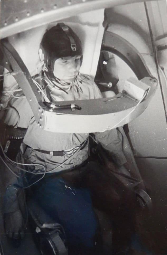 Подготовка Юрия Гагарина к полету