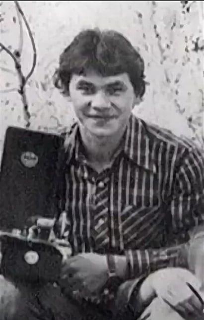 Сергей Шойгу в юности