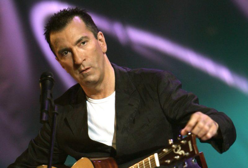 Александр Буйнов на концерте
