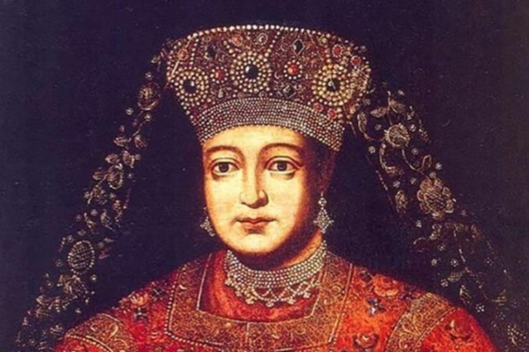 Дочь Малюты Скуратова Мария жена Бориса Годунова