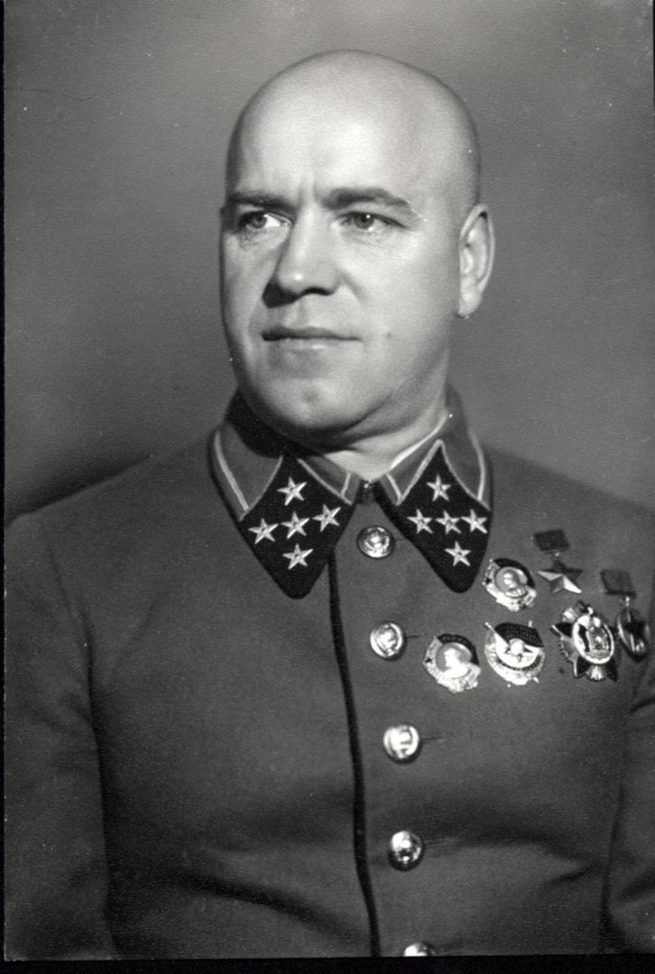 Полководец Георгий Жуков