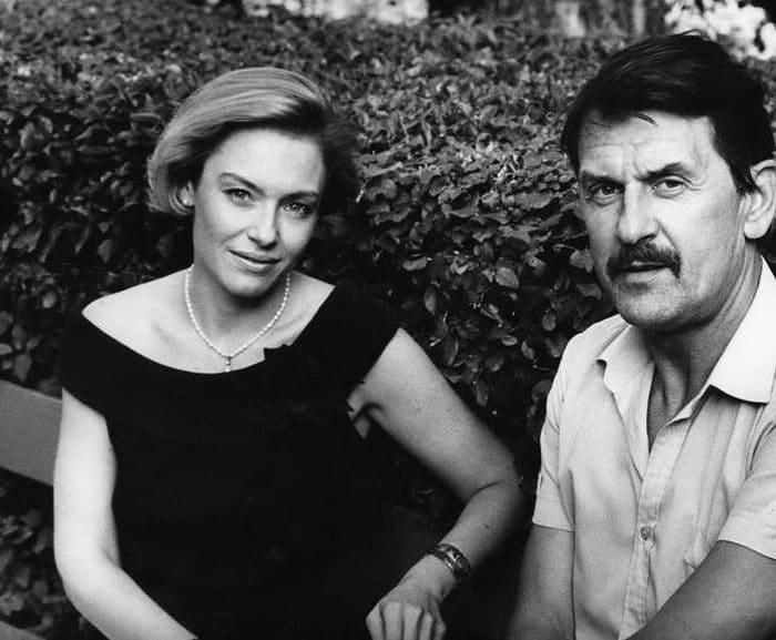 Ирина Понаровская с Дмитрием Пушкарем