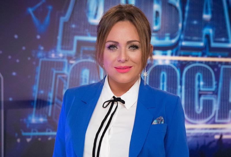 Юлия Началова ведушая программы «Два голоса»