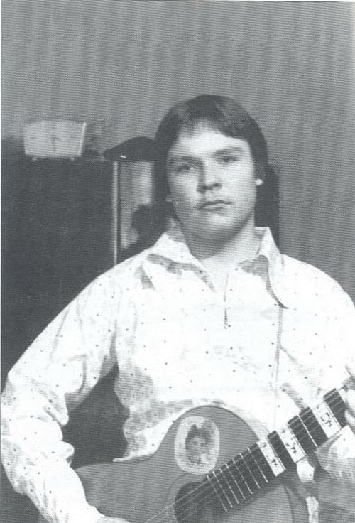 Михаил Круг в юности