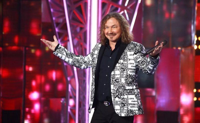 Игорь Николаев на концерте