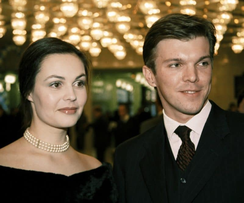 Екатерина Андреева и Кирилл Клейменов