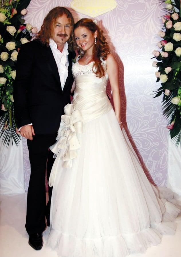 Свадьба Юлии Проскуряковой и Игоря Николаева