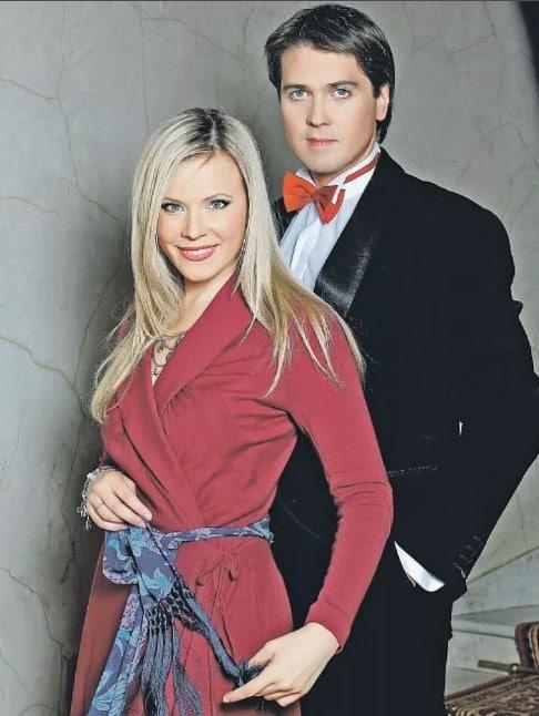 Мария Куликова с Денисом Матросовым