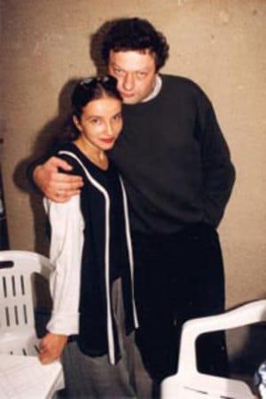 Алла Сигалова с Романом Козаком