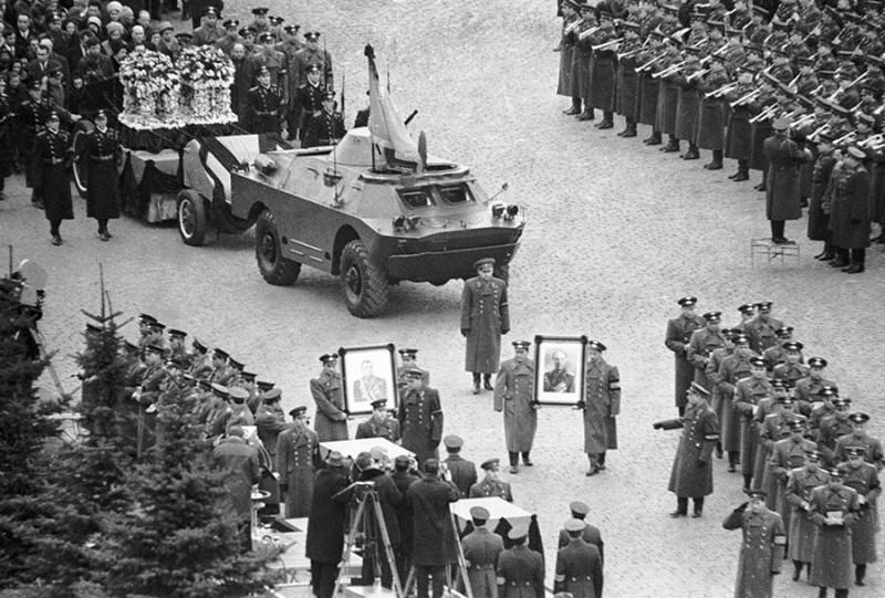 Похороны Юрия Гагарина