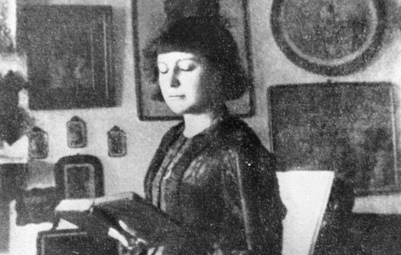 Марина Цветаева в эмиграции