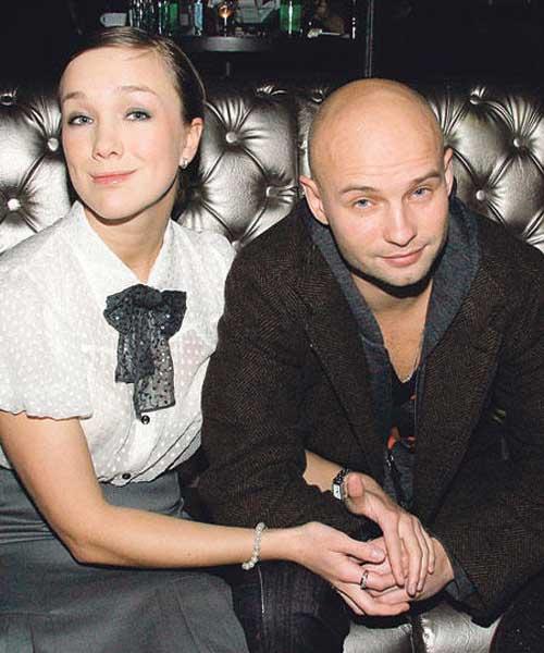 Дарья Мороз с Андреем Томашевским