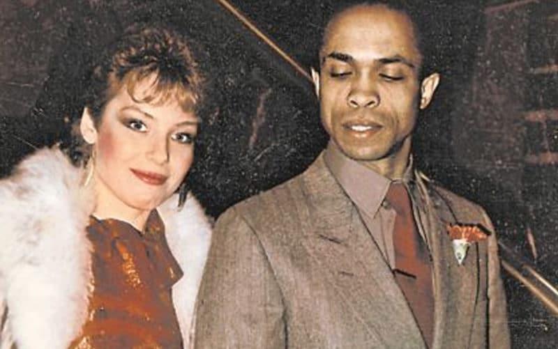 Ирина Понаровская и ее второй муж Вейланд Родд