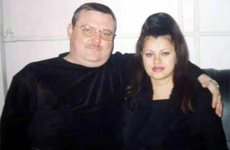 Михаил Круг с Ириной Глазко