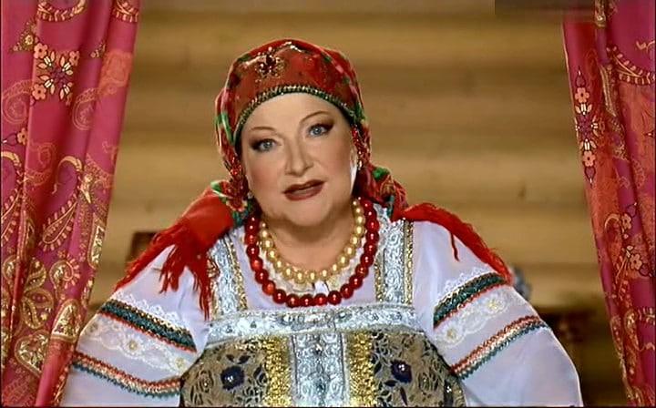 Елена Степаненко в сказке «Морозко»