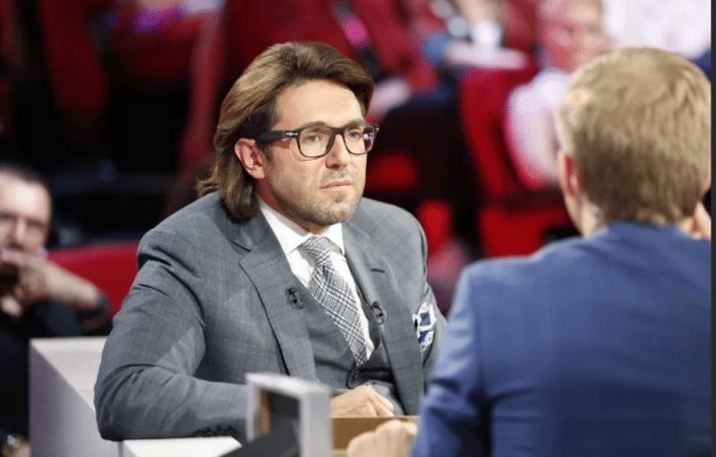 Андрей Малахов в шоу «Прямой эфир»