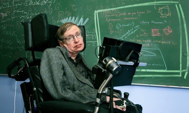 Научная деятельность Стивена Хокинга