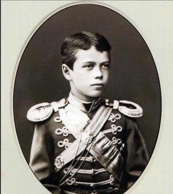 Николай 2 в детстве