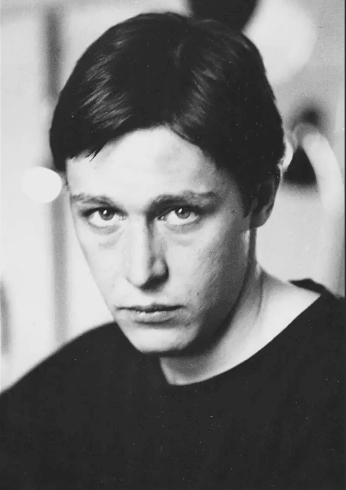 Михаил Ефремов в юности