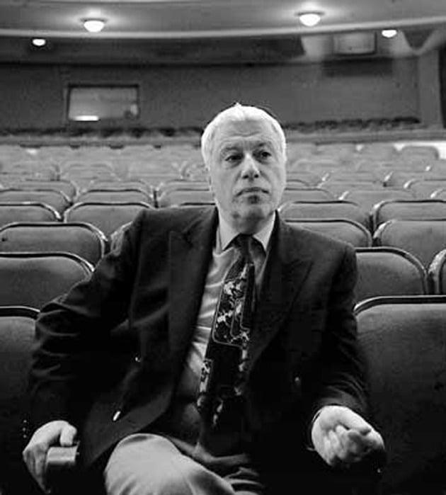 Евгений Рубенович Симонов в театре