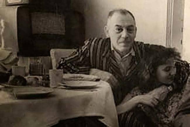 Последнее фото Василия Сталина с Марией Нусберг