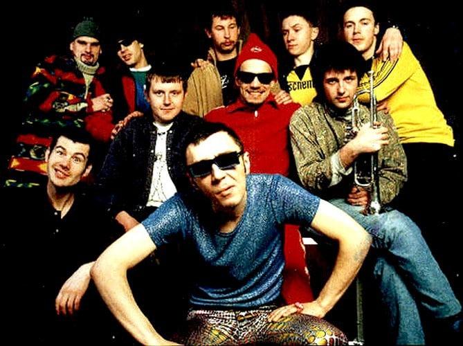 Группа Ленинград в 1997