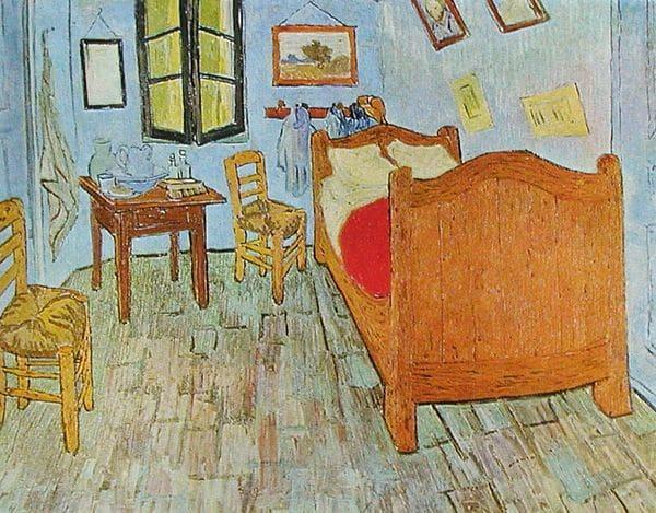 Спальная комната Ван Гога